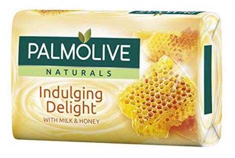 Palmolive Cremeseife Milch & Honig 90g 3er Pack