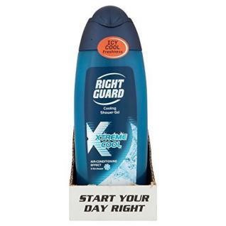 Right Guard Xtreme Cool Shower Gel 6x250ml - Vorschau