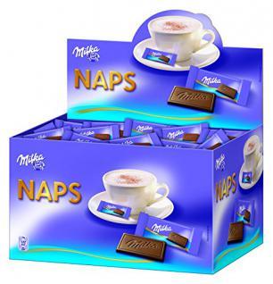 Milka Naps Mix, 1er Pack (1 x 1702 g)