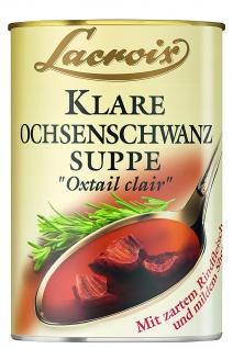 Lacroix - Ochsenschwanz klare Suppe - 0, 4l