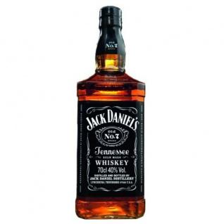 Jack Daniels 40 Tennessee Whiskey (1 x 0.7 l)