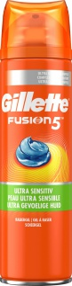 Procter und Gamble Gillette Fusion5 Gel Ultra Sensitive 200ml 6er Pack