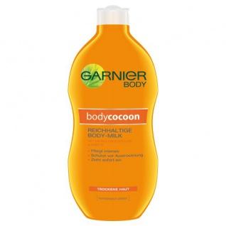 L'Oréal Garnier Body Cocoon Reichhaltige Body-Milk 400ml, 6er-Pack
