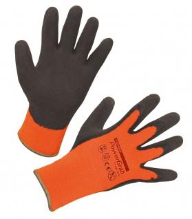 Handschuh Gr. 8 Power Thermo orange