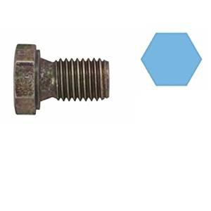 Corteco Oelablassschrauben Kit mit Dichtring Gewindemaß M12 x 1, 50 x 18