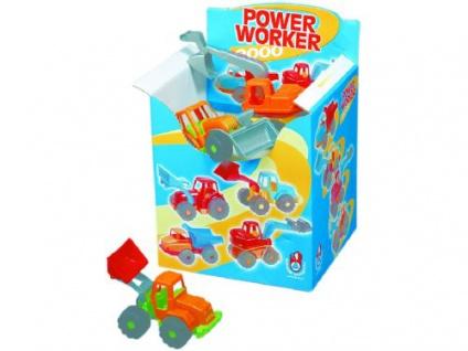 Iden 7131670 - Grosser Power Worker 4-fach, Kipper, Bagger und Schaufelbagger