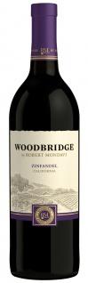Robert Mondavi Woodbridge Zinfandel Rotwein trocken Kalifornien 750ml