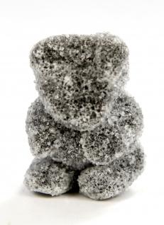 Lakritz Anis Bären mit Süßholz Geschmack und Zucker Überzug 175g