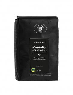 Paulsen Darjeeling First Flush Tee mit einem zarten blumigen Geschmack 100g