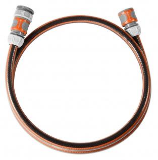Gardena Anschlussgarnitur Comfort FLEX Länge 1, 5m Durchmesser 13mm