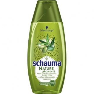Schwarzkopf Schauma Nature Moments Shampoo mit Aloe Vera 5er Pack