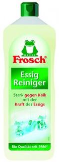 Frosch Kalklösekraft Naturwirkstoff Essig Reiniger 1000ml 10er Pack