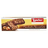 Loacker Gran Pasticceria Dark Hazelnut Chocolate Biscuits 100g 3er Pack