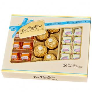 Die Besten von Ferrero Nuss Edition 26er Geschenkepackung 253g