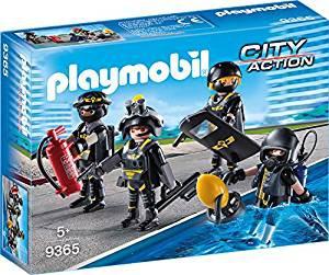 Playmobil SEK Team