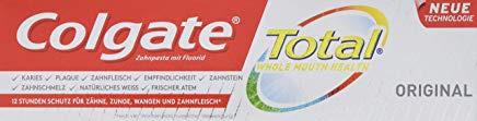 Colgate Total Original Zahnpasta 6er Pack 450g