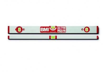 BMI Wasserwaage Alu Star Maßeinheitensystem Metric Länge 100cm