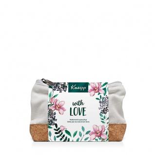 Kneipp Geschenkset With Love natürliche Handcreme und Lippenpflege