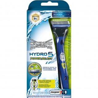 Wilkinson Hydro5 Power Select Rasierapparat mit 1 Klinge für den Mann