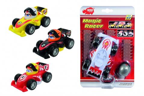 Magic Racer, 4-sort.