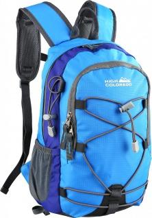 BEAVER 15 Kinder Rucksack blau
