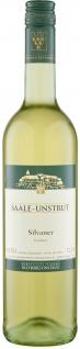 Freyburg Unstrut Silvaner QBA Weißwein trocken 750ml 6er Pack