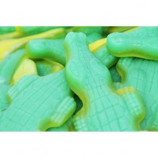 Fruchtgummis Roypas XXL Giant Riesen Krokodile mit Schaumboden 1000g