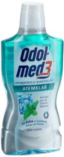 Odol Med 3 Mundspülung Atemklar, 4er Pack (4 x 500 ml)