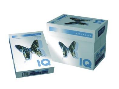 Kopierpapier IQ Allround DIN A4 500 Blatt, 5 er Set