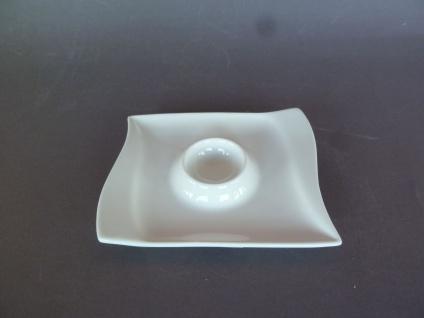 Harmony Eierbecher m.Ablage 14x11, 5cm