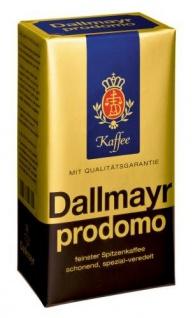 Dallmayr Prodomo Gemahlener Kaffee aus feinsten Arabica Kaffeebohnen 500g