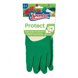 MAPA Spontex Special Typ 1 Protect Größe S aus Naturkautschuklatex