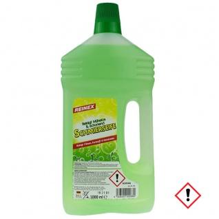 Reinex Schmierseife flüssig Universalreiniger Flasche 1000 ml