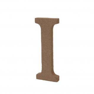 Bastelbuchstabe I Holzbuchstabe zum basteln Buchstabe aus Holz