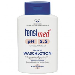Tensimed Waschlotion Sensitive mit Aloe Vera Rückfettend 500ml