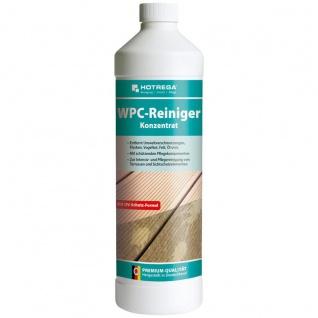 HOTREGA WPC Reiniger Konzentrat Pflegereinigung für Terrassen 1 Liter