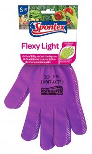 Mapa Spontex Flexy Light Gartenhandschuhe Größe S Aniti Rutsch Noppen