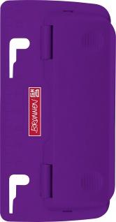 Taschenlocher violett
