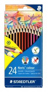 Farbstifte Noris colour 24