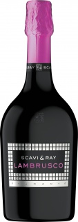 Scavi & Ray Lambrusco Spumante 0, 75 Liter