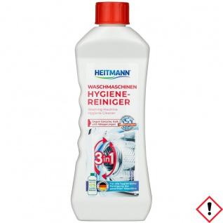 Heitmann Waschmaschinen Hygiene Frische Reiniger 3 in 1 250ml