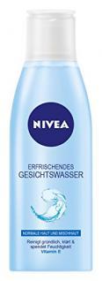 Nivea Erfrischendes Gesichtswasser, 1er Pack (1 x 200 ml) - Vorschau
