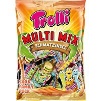 Trolli Trolli Multi-Mix Family Pack - 1 x 500g