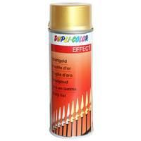 Effekt Spray Blattgold Dupli Color dekorativer Buntlack 400ml