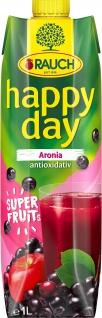 Rauch Happy Day Aronia Saft mit der Aronia Beere 1000ml 6er Pack