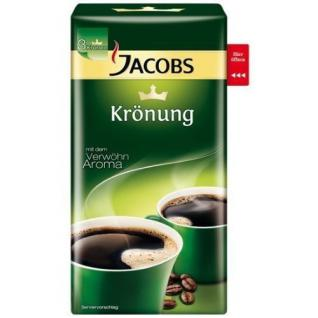 Jacobs Krönung Kaffee 500 gramm