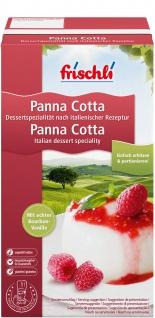 Frischli Panna Cotta optimale Konsistenz und hervorragende Standfestigkeit 1000g
