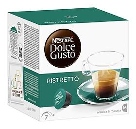 Nescafe Dolce Gusto Espresso Ristretto 104g, 16 Caffé Kapseln
