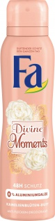 Fa Deospray Divine Moments Kamelienblüten Duft Anti Flecken 150 ml