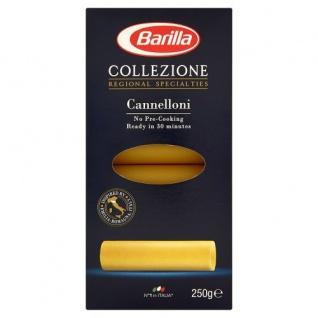 Barilla Teigwaren aus Hartweizen, Pasta Collezione Cannelloni 250ml